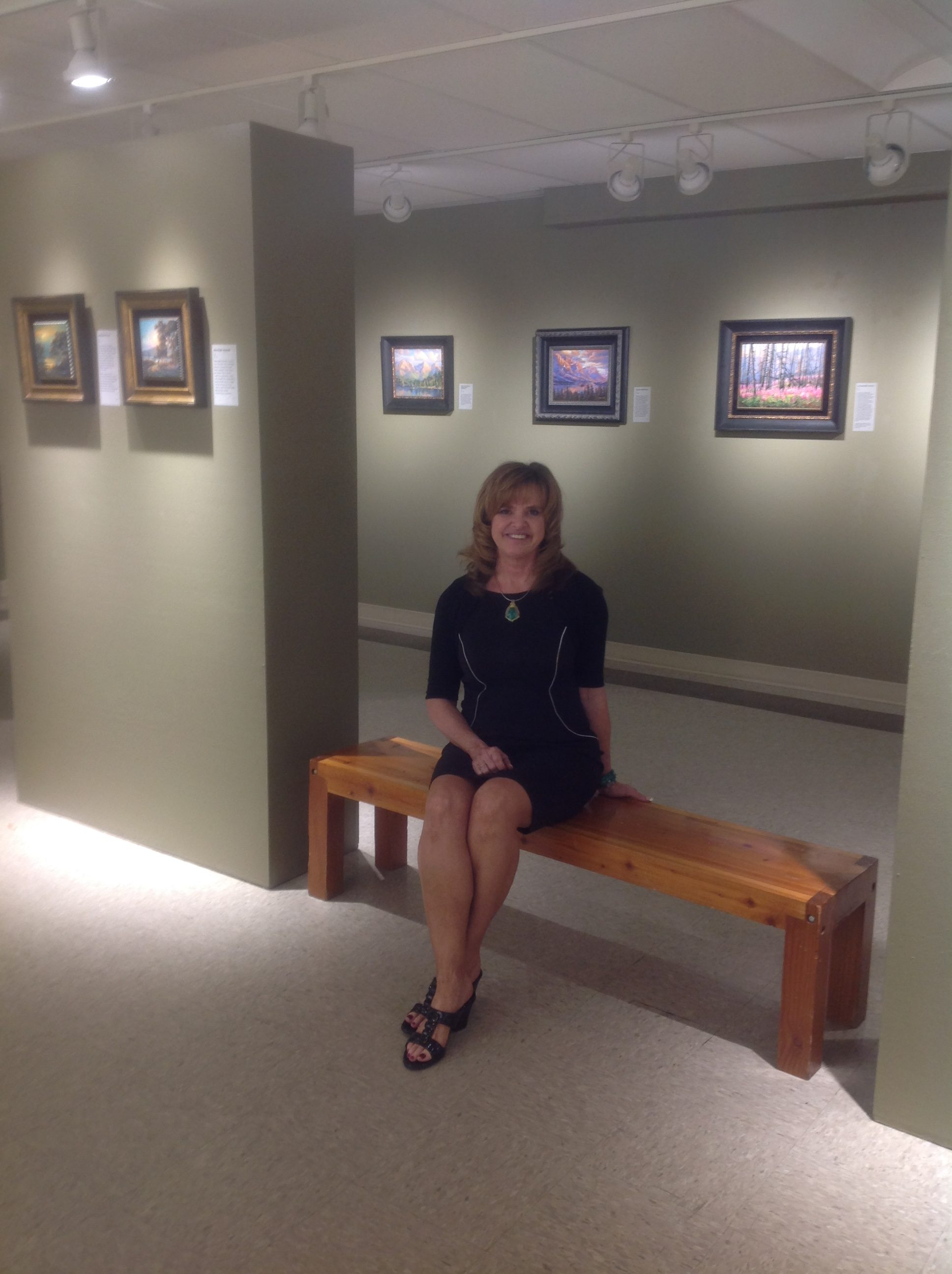 Mumm Honored With Solo Museum Show at the Hockaday