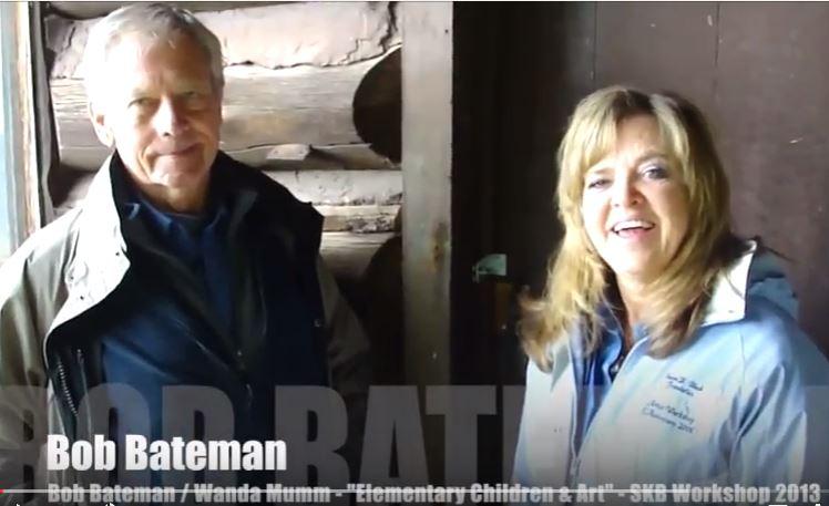 Wanda Mumm Interviews Robert Bateman